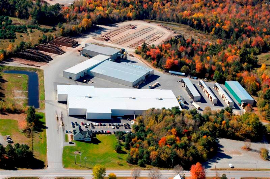 Entreprises dans l'Industrie du Bois in Canada - Kennebec Lumber Company (Canadian & Export Sales Office)