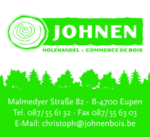 Syndicats - Coopératives - Groupements Forestiers Entreprises  - JOHNEN HOLZHANDEL gmbH